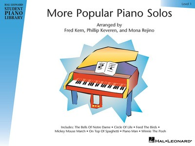 more popular piano solos 1